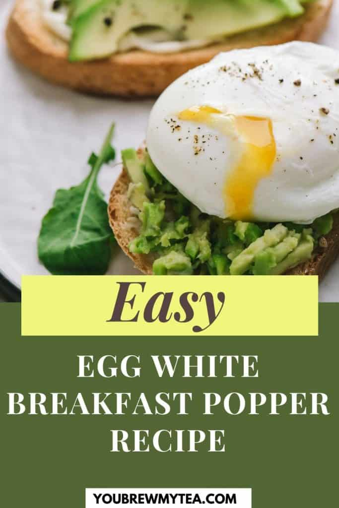 Easy Egg White Breakfast Popper Recipe
