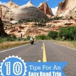 10 Tips For An Easy Road Trip