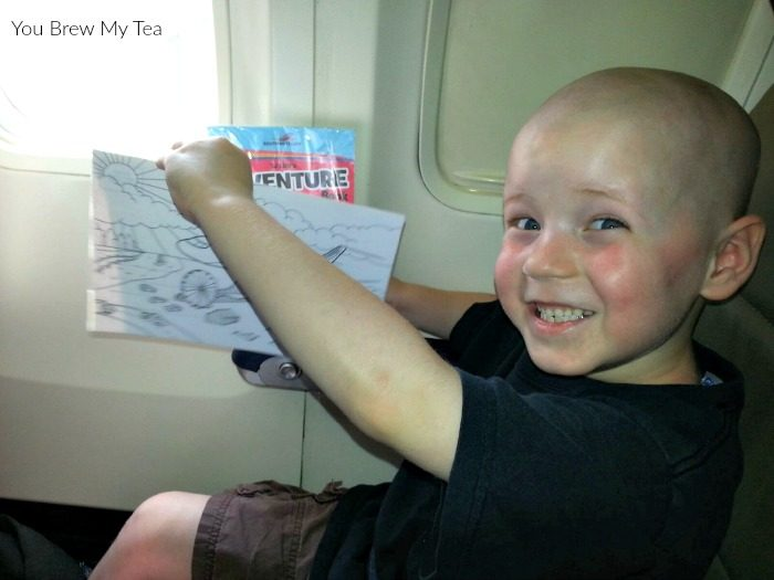 Travel With Kids: Your next flight doesn't have to be hard! These Tips For Air Travel With Kids are sure to make your next vacation easier to manage!