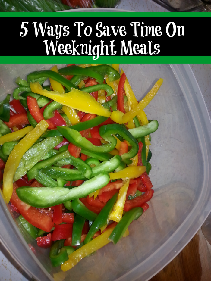 Healthy Meals are easy to make when you follow our tip for ways to save time on weeknight meals!