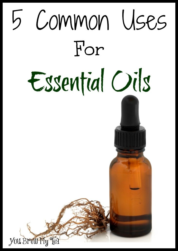 5 Common Uses For Essentil Oils