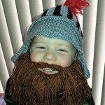 Baby Beard Head
