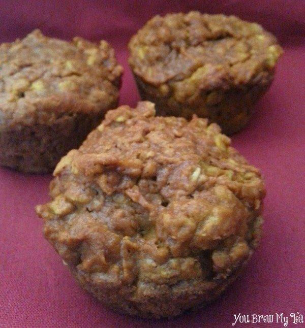 100 Calorie Moist Pumpkin Muffins