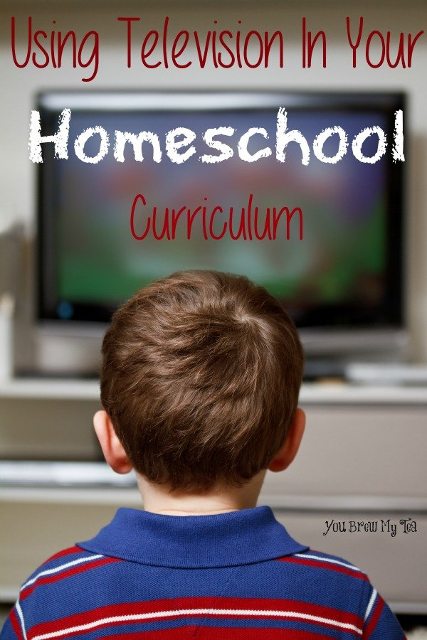 Television In Homeschool Curriculum