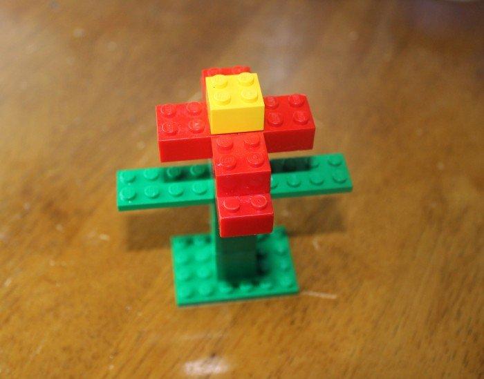 LEGO-Flower-ART