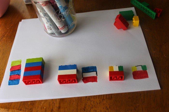 LEGO-PATTERN