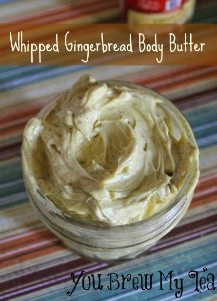 Whipped Gingerbread Body Butter
