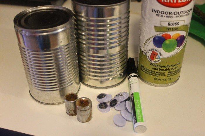 frankenstein supplies