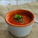 Weight Watchers Creamy Tomato Basil Soup