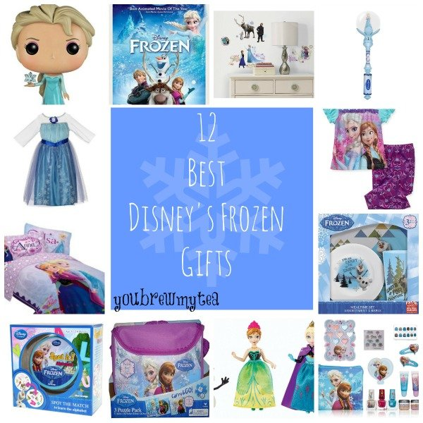 12 Best Disneys Frozen Gifts Round up