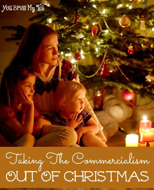Taking The Commercialism Out Of Christmas