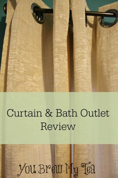 curtain & bath outlet reivew