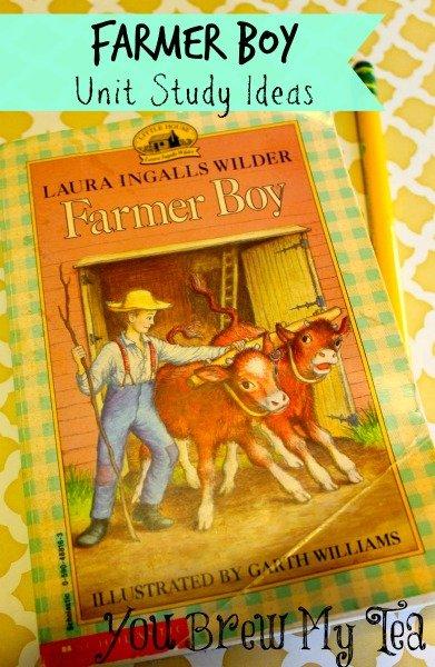 Farmer Boy Unit Study
