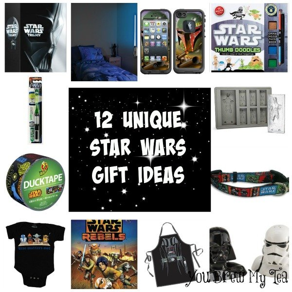15 Unique Star Wars Gift Ideas