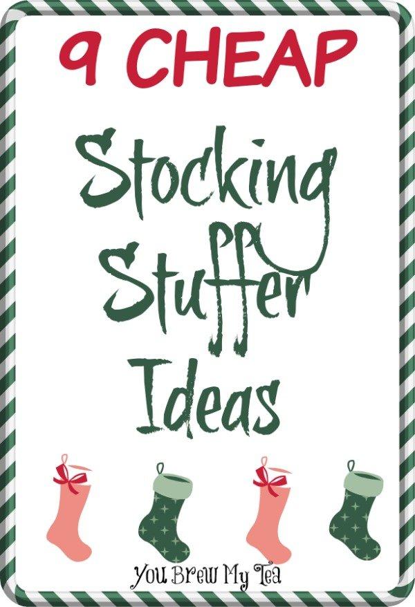 Cheap Stocking Stuffer Ideas