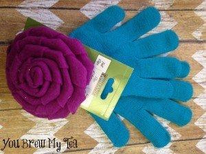 No Sew Fingerless Gloves Prep 1