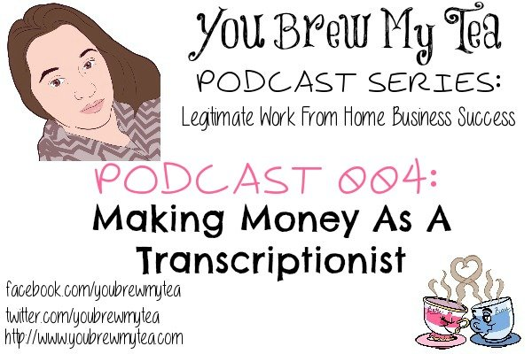 Making Money As A Transcriptionist