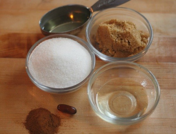 snickerdoodle scrub ingredients
