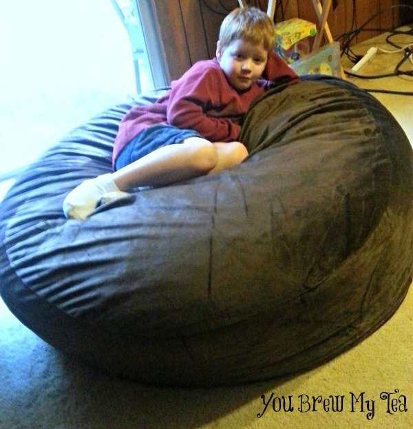Large Royal Sack Bean Bag Chair