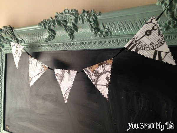 New Year's Eve Bunting Banner