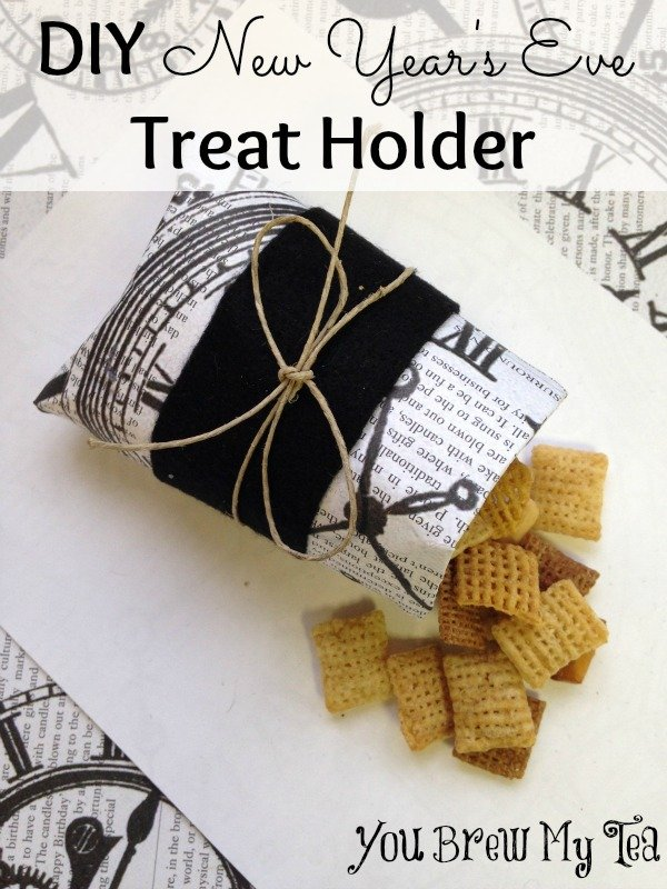 New Years Eve Treat Holder