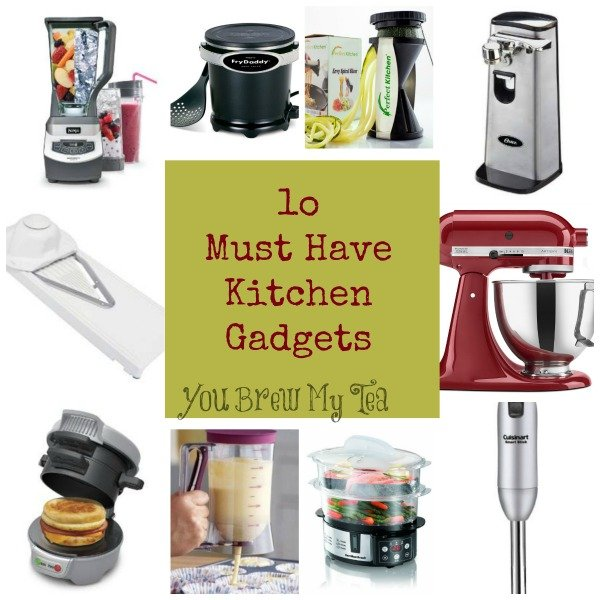 Must Have Kitchen Gadgets Endearing 10 Must Have Kitchen Gadgets Design Ideas