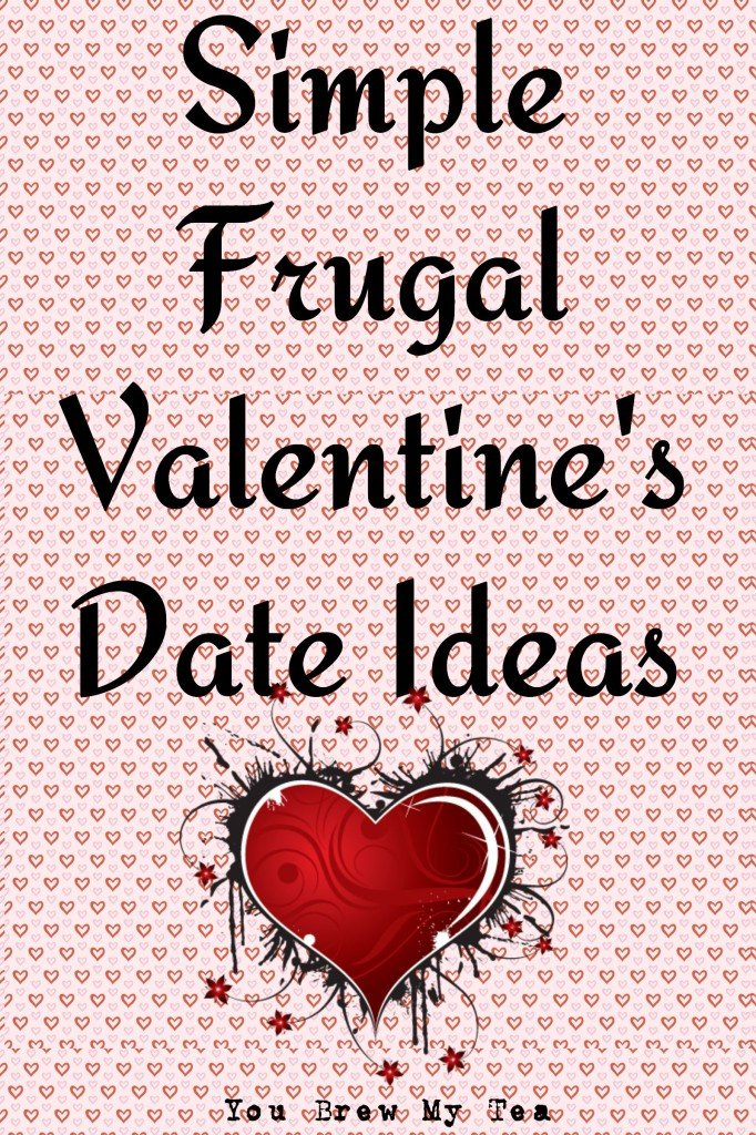 Frugal Valentine's Date Ideas