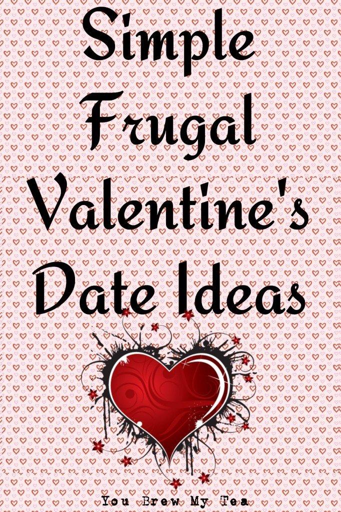 Simple Frugal Valentine's Date Ideas