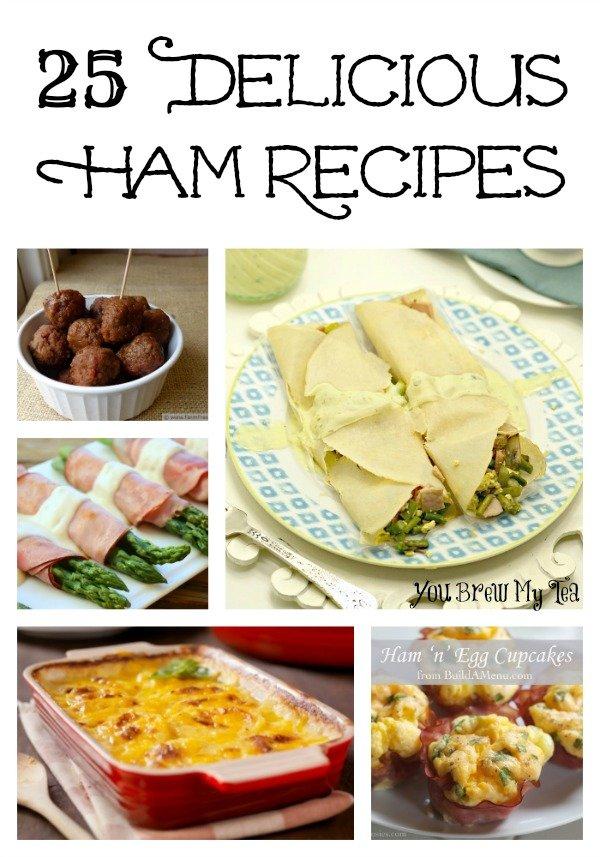 25 Delicious Ham Recipes