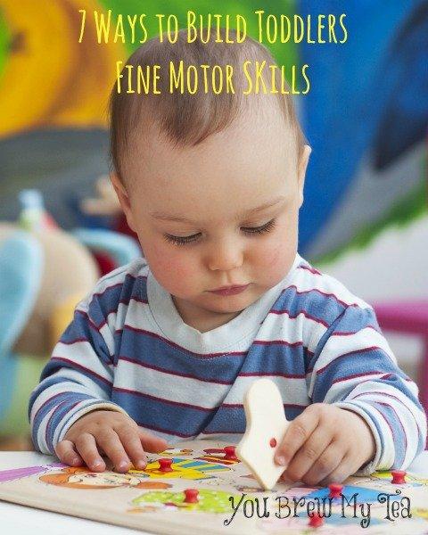 toddler fine motor