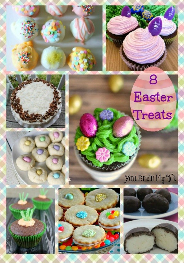 8 Yummy Easter Treats