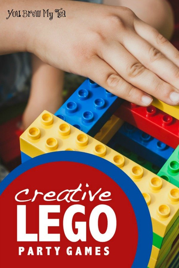 Creative Lego Party Games