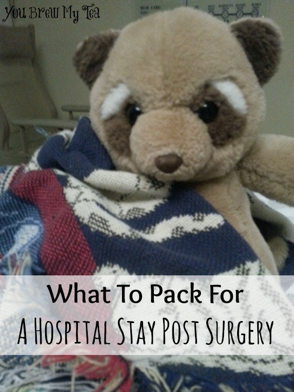 What To Pack For A Hospital Stay