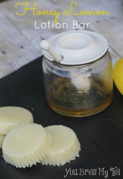 honey lemon bar