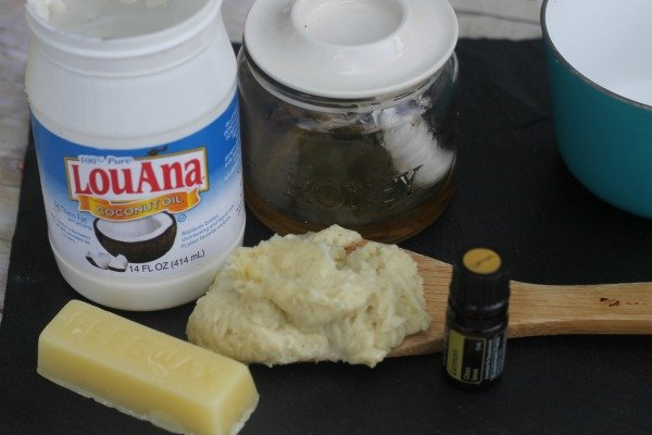 honey lemon lotion