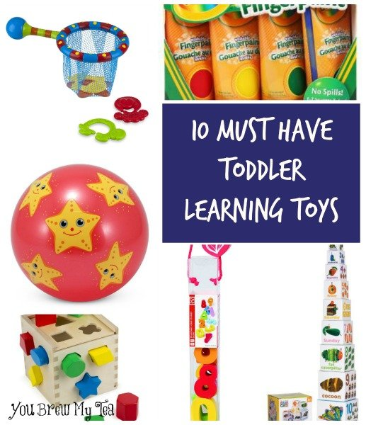Must Have Learning Toys For Toddlers