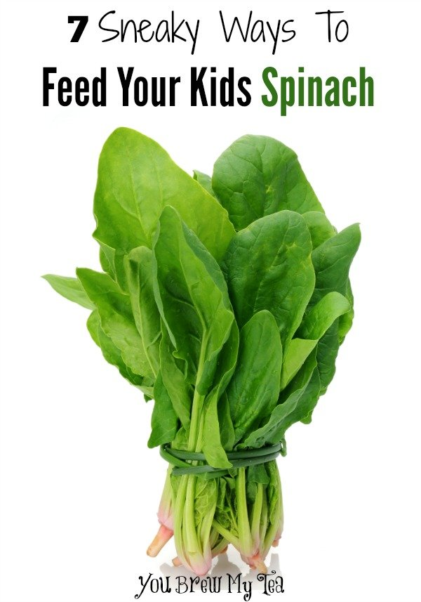 7 Sneaky Ways To Feed Your Kids Spinach