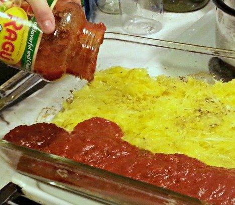 Gluten Free Oven Baked Chicken Parmesan Prep2