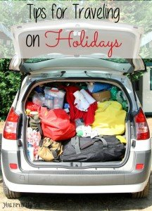 Tips for Traveling on Holidays