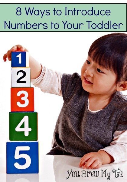 toddler numbers