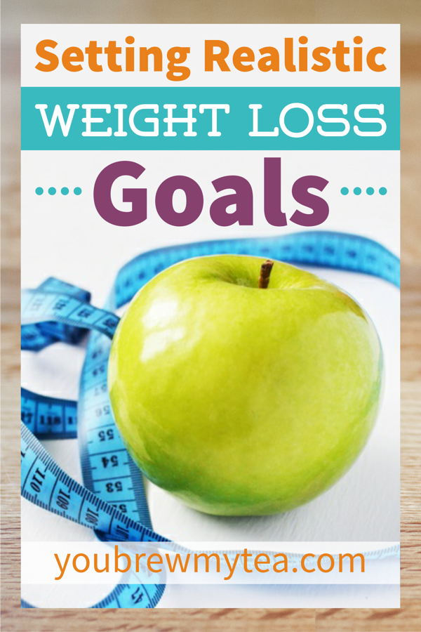 Are you Setting Realistic Weight Loss Goals?  Check out our tips for making sure you stay on track but don't get overwhelmed!