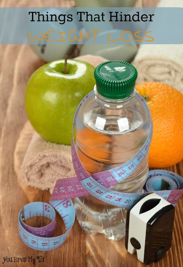 Things That Hinder Weight Loss