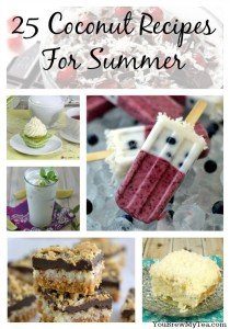 25 Coconut Recipes For Summer