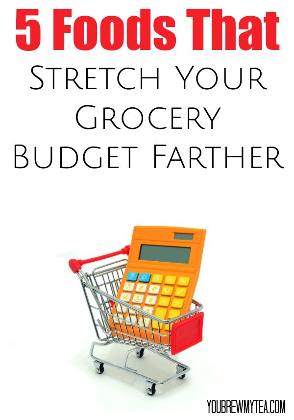 5 Foods That Stretch Your Grocery Budget Farther