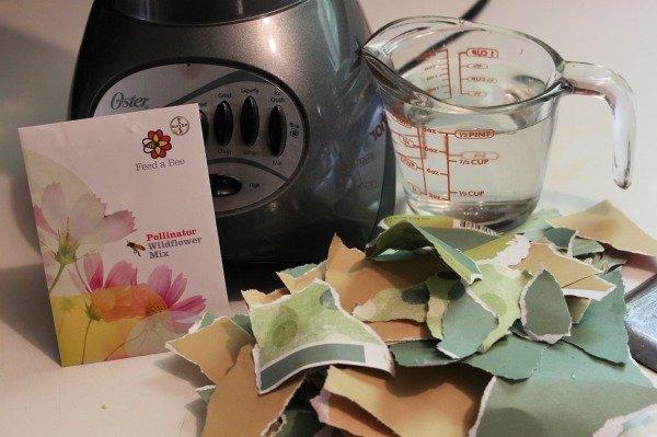 seed paper ingredients