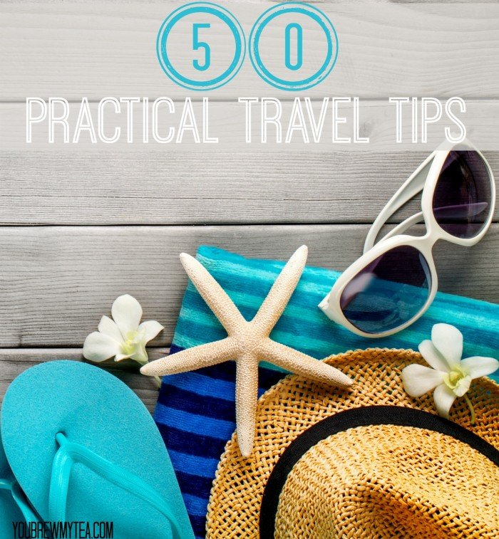 50 Practical Travel Tips