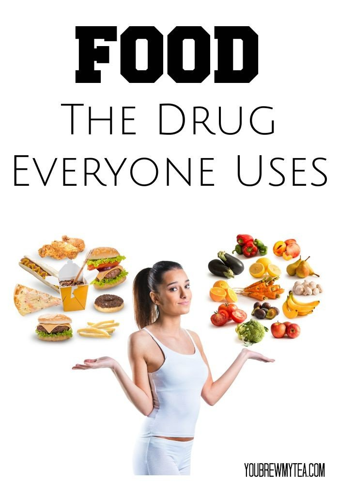 Food The Drug Everyone Uses