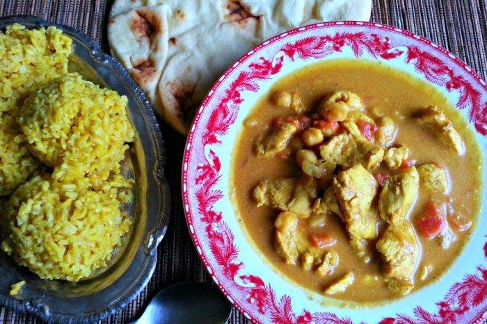 Easy Chicken Tikka Masala Recipe -