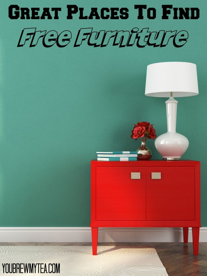 Great Places To Find Free Furniture