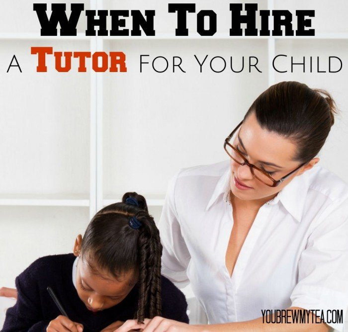 When To Hire A Tutor For Your Child